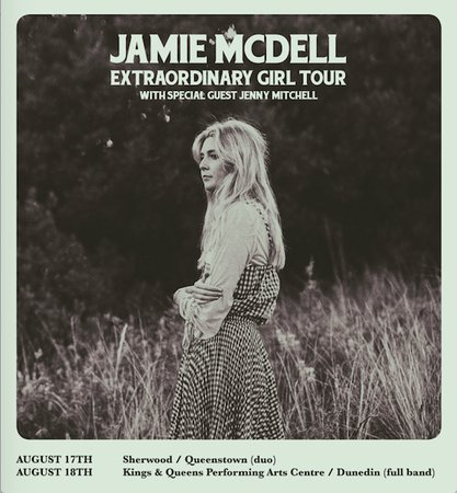 Jamie McDell Shares New Music Video and Announces Tour! | Artist