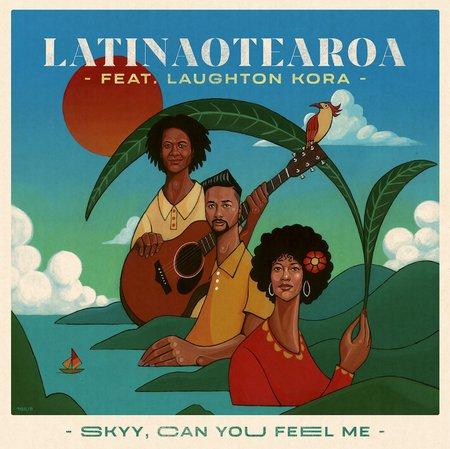 Latinaotearoa Return With Brand New Track Featuring Laughton Kora