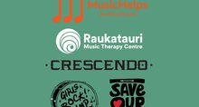 Announcing the Official Charity Partners for the Aotearoa Music Awards