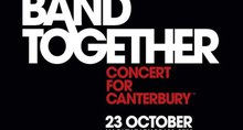 Band Together - Concert for Canterbury