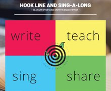 Hook, Line and Sing-a-long Entries Open