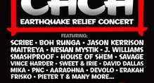 I Love ChCh Earthquake Relief Concert