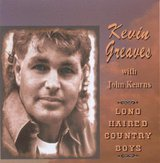 Long Haired Country Boys by Kevin Greaves cover art