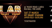 L.A.B Announce Mt Smart Stadium Show