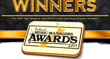 2013 Music Managers Award Winners