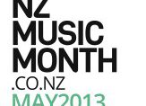 NZ Music Month 2013 Begins