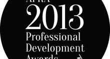 2013 APRA Professional Development Awards