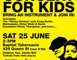Free Concert for Kids