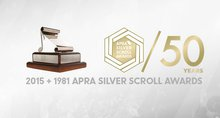 APRA Silver Scroll Awards - 2015 Top 20 + 1981 Top 5