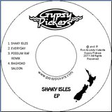 Shaky Isles EP by Gypsy Pickers  cover art