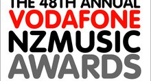 VODAFONE NZ MUSIC AWARDS 2013 FINALISTS