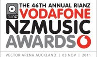 2011 Vodafone New Zealand Music Awards Winners Announced