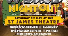 NZ Music Month Has a Weird Night Out at the St James Theatre