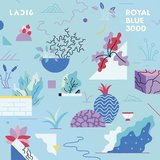 Royal Blue 3000 by Ladi 6 cover art