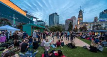 Auckland Live: Summer in the Square February Line Up Announcement