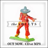 The Adults by The Adults cover art