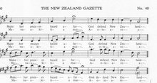 Te Wiki O Te Reo Maori – the New Zealand National Anthem