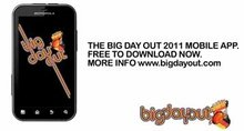 BIG DAY OUT APP IS HERE!