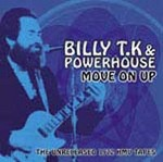 Move On Up: The Unreleased 1972 HMV Tapes by Billy T K cover art