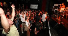 The Black Seeds and Electric Wire Hustle at NZ Music Showcase in Frankfurt