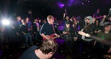 NZ @CMJ Rocks New York City's Le Poisson Rouge to Its Core