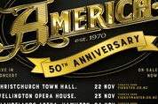HARRY LYON TO JOIN AMERICA ON THEIR 50TH ANNIVERSARY NZ TOUR DATES