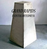 Faintheartedness by Grand Rapids cover art