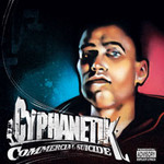 Commercial Suicide by Cyphanetik cover art