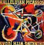 Drinking with Judas by Hallelujah Picassos cover art
