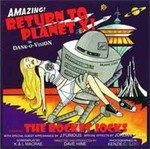 Return To Planet X by The Rocket Jocks cover art