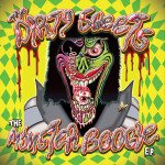 The Monster Boogie by The Dirty Sweets cover art