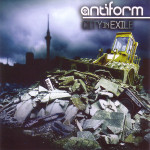 City In Exile by Antiform cover art