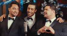 Sol3 Mio Reveal Video for 'It's Beginning to Look a Lot Like Christmas'