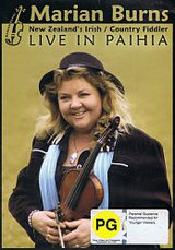 Live in Paihia by Marian Burns cover art