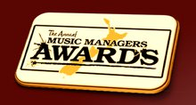 2012 Music Managers Awards