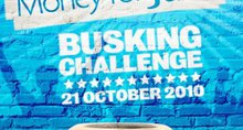 Money for Jam Charity Busking Challenge