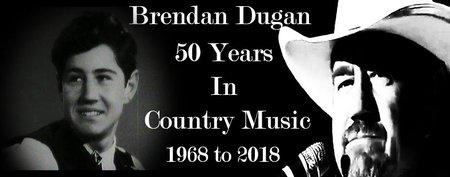 Brendan Dugan Celebrates 50 Years With New Single 'Honky