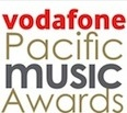 Vodafone Pacific Music Awards Finalists Showcase New and Established Talent