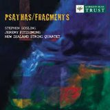 John Psathas: Psathas/Fragments by John Psathas cover art