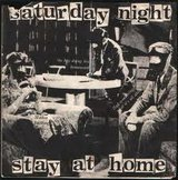 Saturday Night Stay At Home by Suburban Reptiles cover art