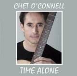 Time Alone by Chet O'Connell cover art