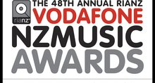 Nominations for the Vodafone New Zealand Music Awards 2013